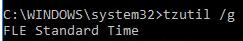 Как установить часовой пояс (time zone) через GPO. Если через реестр часовой пояс не применется.