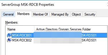Как перенести базу sql брокера rds windows 2016 фермы на другой сервер sql.